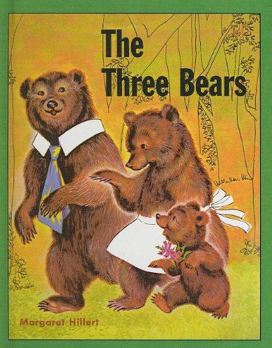 9780812451344: The Three Bears (Modern Curriculum Press Beginning to Read (Prebound))