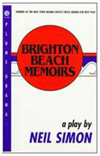 9780812451399: Brighton Beach Memoirs