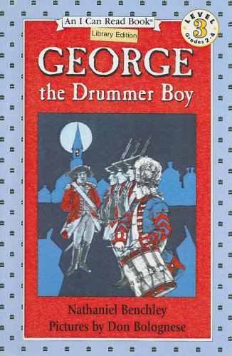 9780812451955: George the Drummer Boy (I Can Read Books: Level 3)