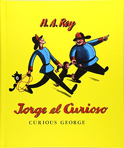 9780812453454: Curious George /Jorge El Curioso (English and Spanish Edition)
