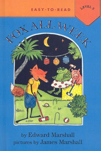9780812453812: Fox All Week (Puffin Easy-To-Read: Level 3 (Pb))