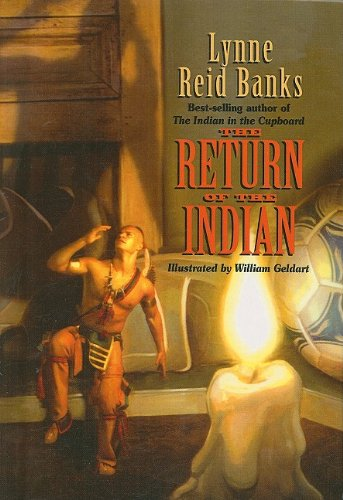 9780812453867: The Return of the Indian (Omri and Little Bear (Prebound))