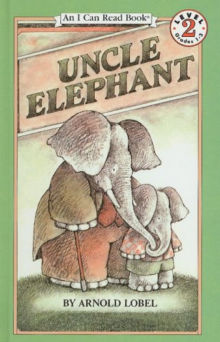 9780812453997: Uncle Elephant (I Can Read Books: Level 2)
