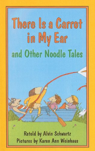 9780812454017: There Is a Carrot in My Ear and Other Noodle Tales (I Can Read Books: Level 1)