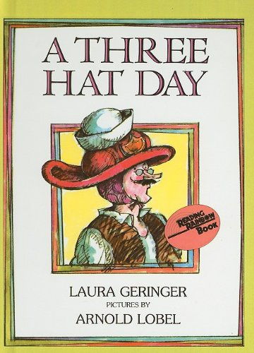 9780812454222: A Three Hat Day (Reading Rainbow Books (Pb))