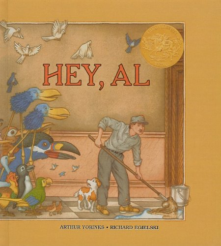 9780812454598: Hey, Al