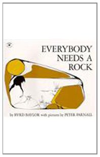 9780812455618: Everybody Needs a Rock (For the Junior Rockhound)