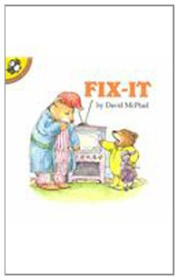 Fix-It (0812456106) by David M McPhail