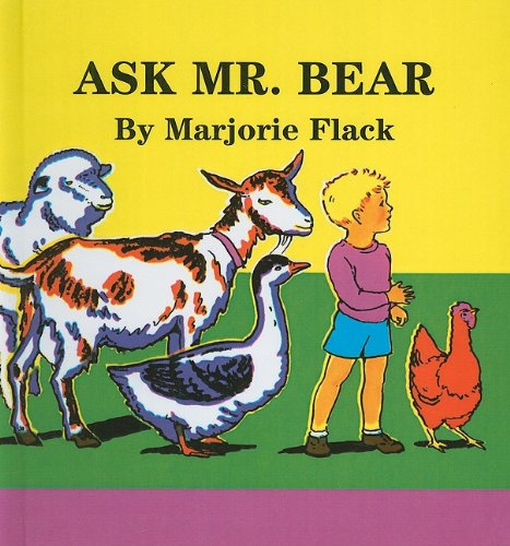 9780812456332: Ask Mr. Bear