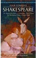 9780812456790: Four Comedies/The Taming of the Shrew/A Midsummer Night's Dream/The Merchant of Venice/Twelfth Night (Bantam Classics (Pb))