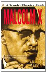 9780812456936: Malcolm X (Trophy Chapter Books)