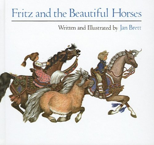 9780812457780: Fritz and the Beautiful Horses