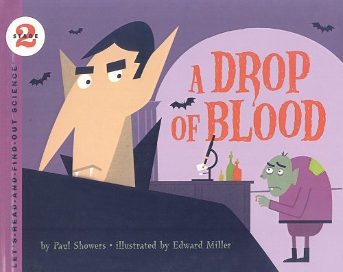 9780812458190: A Drop of Blood (Let's-Read-And-Find-Out Science: Stage 2 (Pb))
