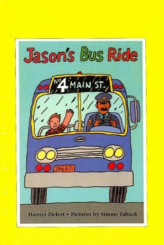 Jason's Bus Ride (Puffin Easy-To-Read: Level 1): Harriet Ziefert