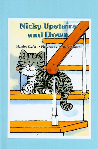 9780812458275: Nicky Upstairs and Down (Puffin Easy-To-Read: Level 1)