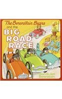 9780812459791: The Berenstain Bears and the Big Road Race (Berenstain Bears First Time Books)