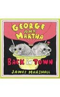 9780812461640: George and Martha Back in Town