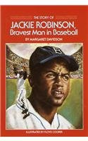 9780812461916: The Story of Jackie Robinson: Bravest Man in Baseball (Dell Yearling Biography)
