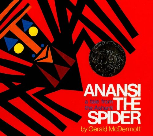 9780812463989: Anansi the Spider: A Tale from the Ashanti
