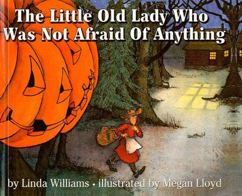 9780812464269: The Little Old Lady Who Was Not Afraid of Anything