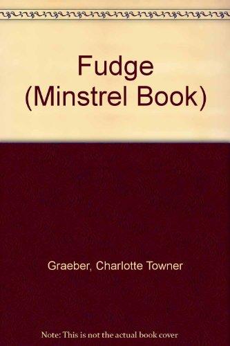 9780812465433: Fudge (Minstrel Book)