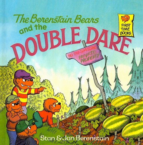 9780812465716: The Berenstain Bears and the Double Dare (Berenstain Bears First Time Books)
