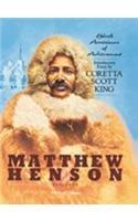 9780812469561: Matthew Henson (Black Americans of Achievement (Pb))