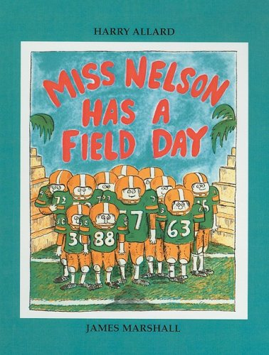 9780812469608: Miss Nelson Has a Field Day