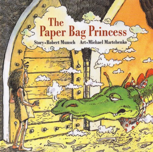 9780812469677: The Paper Bag Princess (Munsch for Kids)
