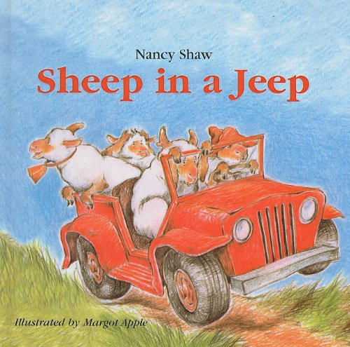 9780812469813: Sheep in a Jeep