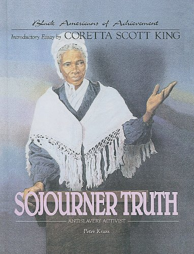 9780812469868: Sojourner Truth (Black Americans of Achievement (Pb))