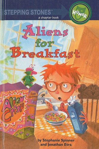 9780812471045: Aliens for Breakfast (Stepping Stones: A Chapter Book: Humor)