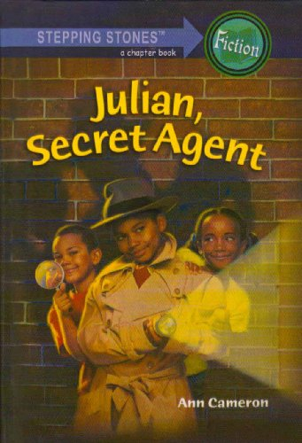 9780812471342: Julian, Secret Agent (Stepping Stone Chapter Books)