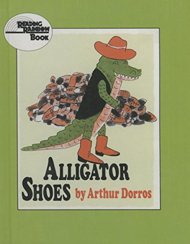 9780812472035: Alligator Shoes (Picture Puffin Books)