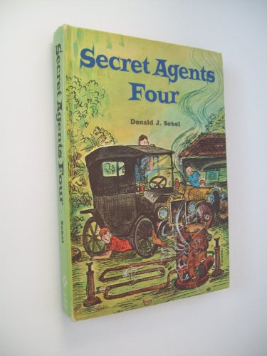 9780812472783: Secret Agents Four