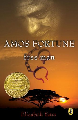 9780812474909: Amos Fortune, Free Man (Puffin Newberry Library)