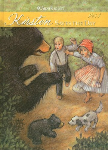 9780812475128: Kirsten Saves the Day: A Summer Story (American Girls Collection: Kirsten 1854)