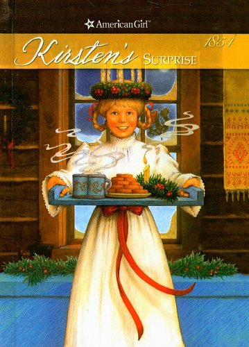 9780812475135: Kirsten's Surprise: A Christmas Story (American Girls Collection: Kirsten 1854)