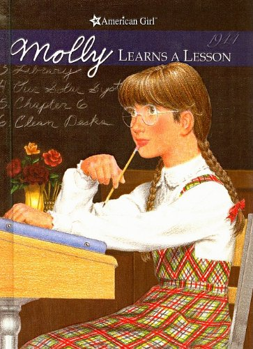 9780812475197: Molly Learns a Lesson: A School Story (American Girls Collection: Molly 1944)