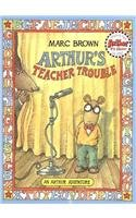 9780812475425: Arthur's Teacher Trouble (Arthur Adventures (Pb))
