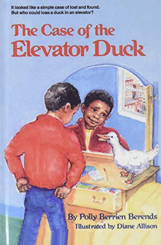 9780812477191: The Case of the Elevator Duck (Stepping-Stone Book)