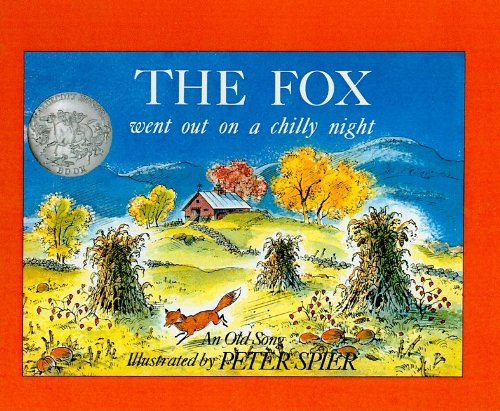 9780812477382: Fox Went Out on a Chilly Night: An Old Song (Picture Yearling Book)