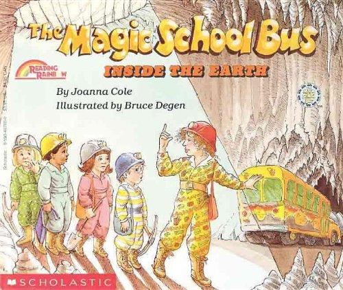 9780812477870: The Magic School Bus Inside the Earth (Magic School Bus (Pb))