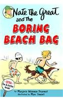 9780812478099: Nate the Great and the Boring Beach Bag (Nate the Great Detective Stories (Prebound))