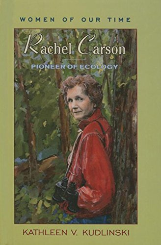 9780812478297: Rachel Carson: Pioneer of Ecology (Women of Our Time)