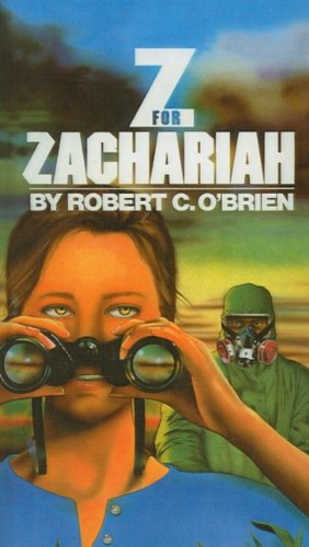 Z for Zachariah (0812479033) by O'Brien, Robert C.