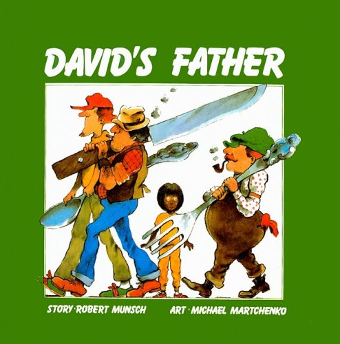 9780812480580: David's Father (Munsch for Kids)