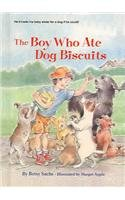 9780812481549: The Boy Who Ate Dog Biscuits (Stepping Stone Chapter Books)
