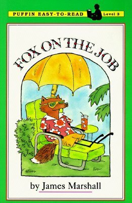 9780812481693: Fox on the Job: Level 3 (Puffin Easy-To-Read)