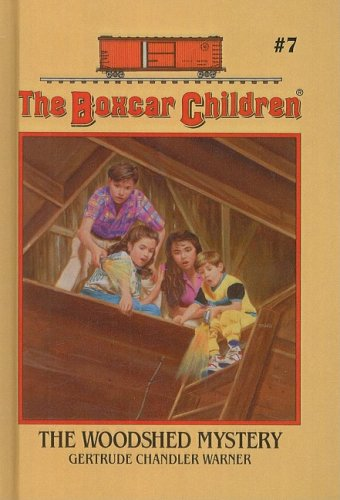 9780812482164: The Woodshed Mystery (Boxcar Children)